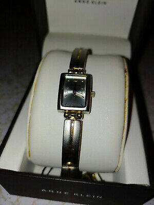 Anne Klein Women's Two Tone Stainless Steel Bracelet Watch