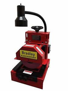 S90 Bradley Professional Lawnmower Blade Sharpener Grinder