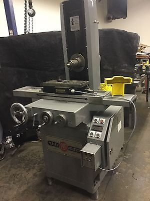 Parker Majestic 2z 618 Surface Grinder 6 X 18 Re-conditioned