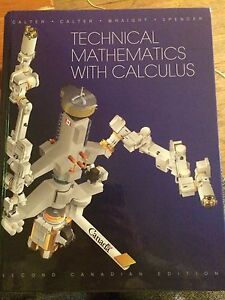 Technical Mathematics with Calculus Textbook