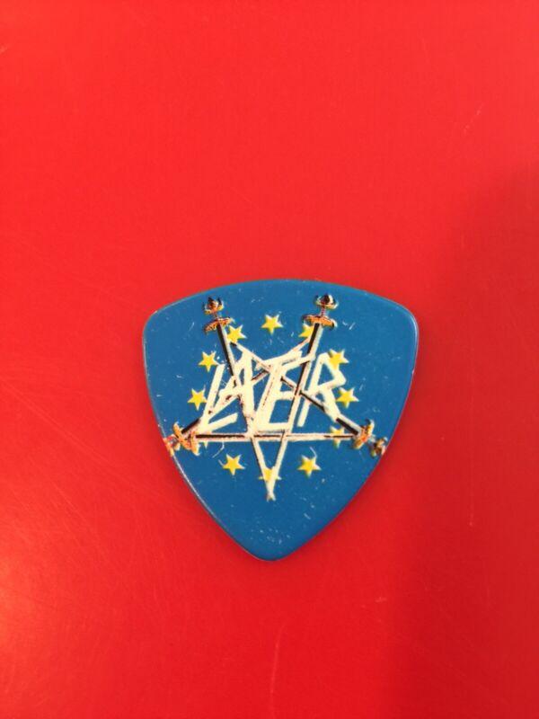 Slayer Tom Araya  Farewell Tour EU Later Pick