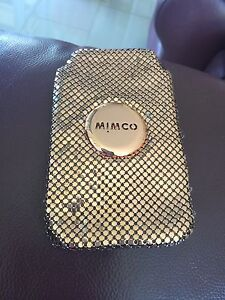 Mimco phone 4 pouch Warners Bay Lake Macquarie Area Preview