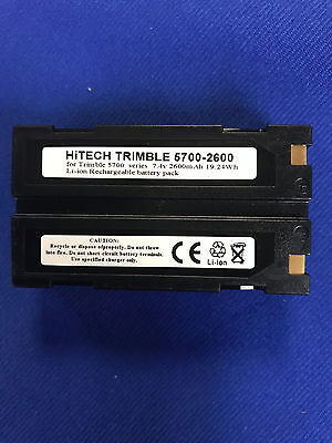 Hitech Batteryjapan Li2.6afor Trimble R7r8 Gnss57005800 Gps Receivers....eq