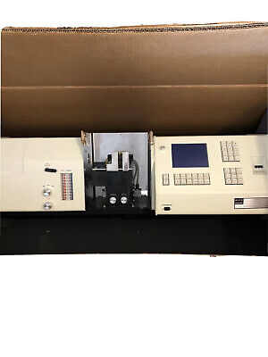 Buck Scientific Atomic Absorption Aa Spectrophotometer Model No. 210 Vgp