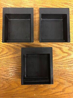 Vendstar 3000 Coin Tray 3 Trays Three Candy Machine Parts Vending Machines A8