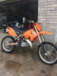 KTM 200sx