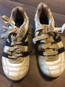 Youth size 13 soccer shoes