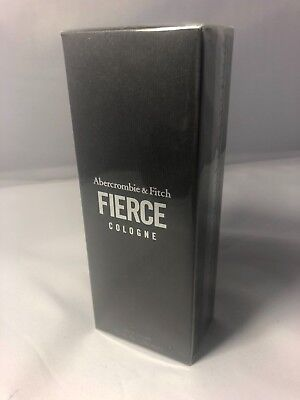 Used, Abercrombie & Fitch Fierce Cologne Eau De Cologne 6.7 fl oz. 200mL New Sealed for sale  Bronx