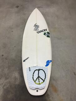 Stacey surfboard shovel head