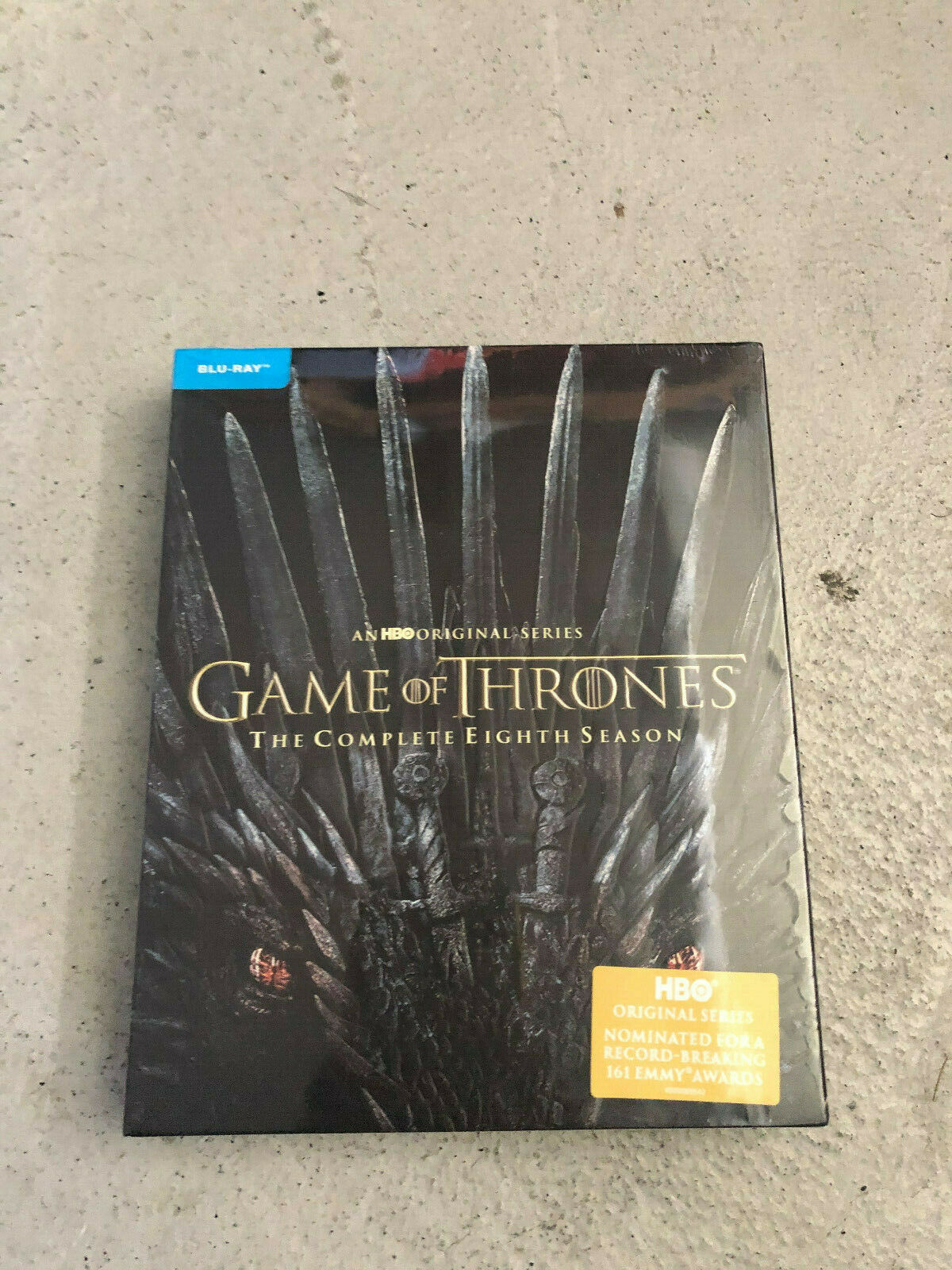Game of Thrones: Season 8 (Blu-ray, 2019)
