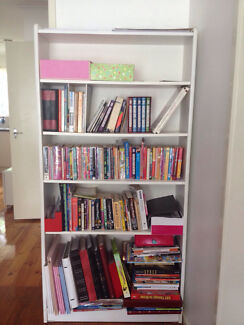 Bookshelf adjustable shelves Nunawading Whitehorse Area Preview