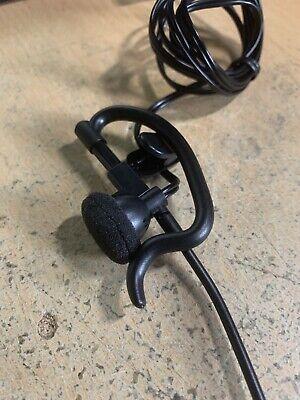 Motorola IXTN4011A Walkie Talkie TLKR T80 Earpiece Boom 1 Pin