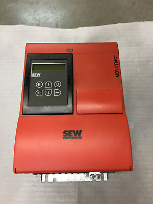 SEW Movitrac 8,3KVA   31B055-503-4-00   31B055503400 frequency drive inverter