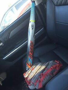 NIW lousiville super z kk, 26oz. Softball bat.