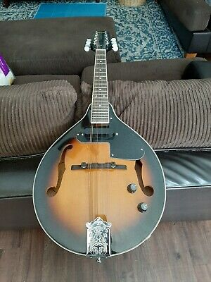 Fender Acoustic/Electric Mandolin FM-52E