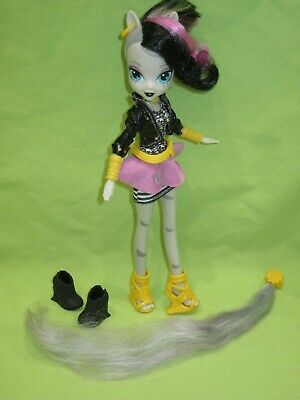 PONYMANIA My Little Pony EQUESTRIA GIRLS Toys R Us ZECORA DOLL in Outfit & Shoes