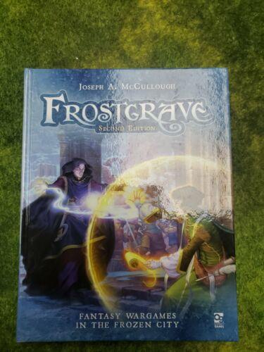 Frostgrave Second Edition Rulebook Joseph Mccullough