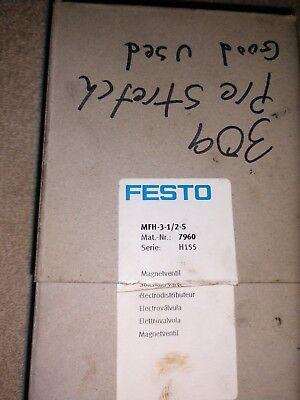 Festo Mfh-3-12-s