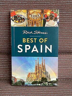 Rick Steves Best of Spain NEW Edition USA
