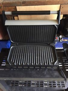 Jumbo Size George Foreman Grill