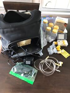 Medela Pump In Style with accessories