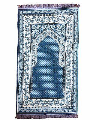 Prayer Rug Islamic Turkish Mat Salat Musallah Carpet Namaz First Quality Seccade