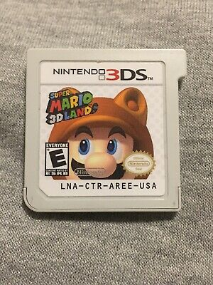 SUPER MARIO 3D LAND   Nintendo 3DS Game 2DS XL New 3DS Cartridge Only Mario 3d Land 2