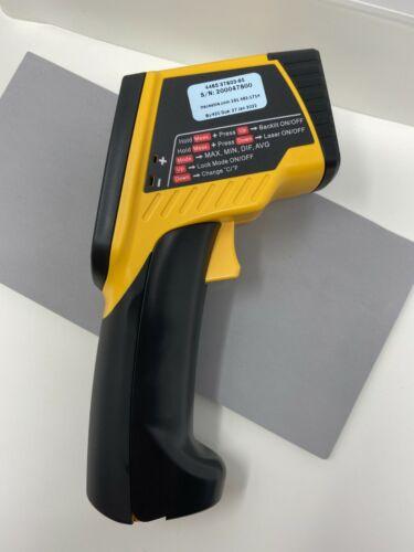 Digi-Sense 37803-95 Dual-Laser IR Thermometer, -76 to 1022°F, 12:1 NIST-trace...