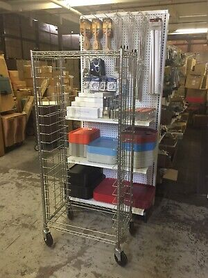 Metro Rs3 20 Pan Side Load Bun Sheet Pan Rack Free Delivery In Dfw Area