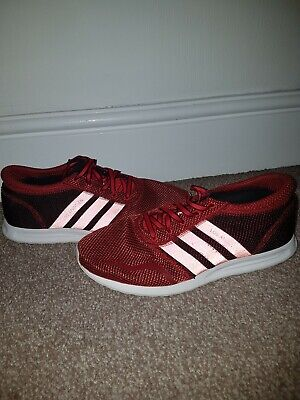 adidas los angeles in a size 9 redin great condition