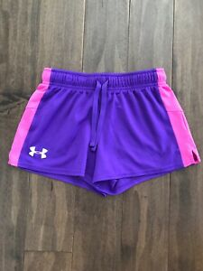 Under armour shorts size M kids