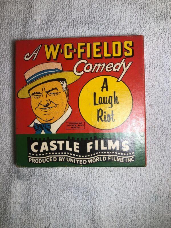 Vintage W.C. Fields Comedy by Castle Films # 813