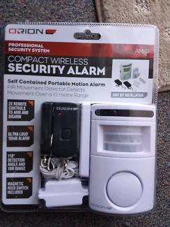 Security motion alarm wireless $10