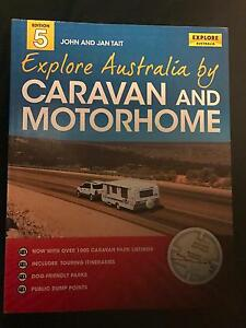 Caravan and motor home travel book Norlane Geelong City Preview