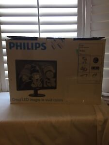 Philips V-Line 203V Monitor