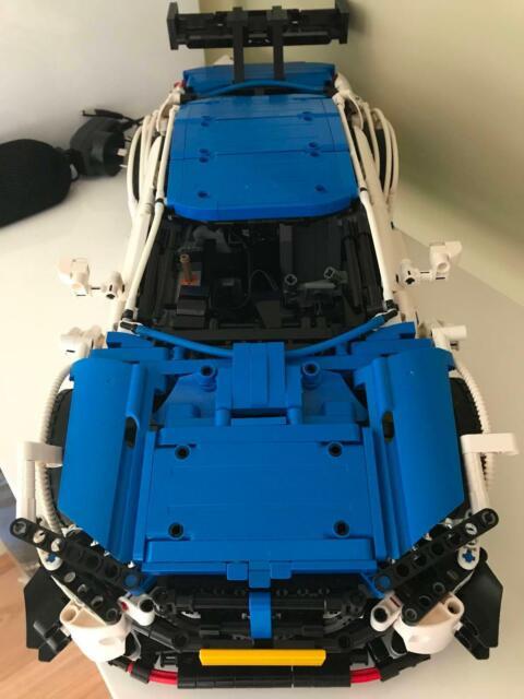 Lego Technic Bmw M4 Dtm Samsung Moc 4339 Collectables