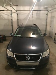 SAFETIED 2007 VW Passat turbo