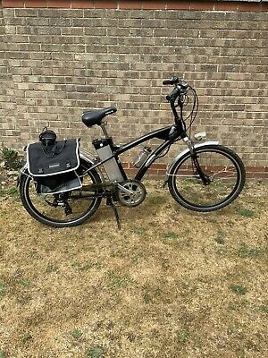 FREE-GO KINGFISHER ELECTRIC BIKE