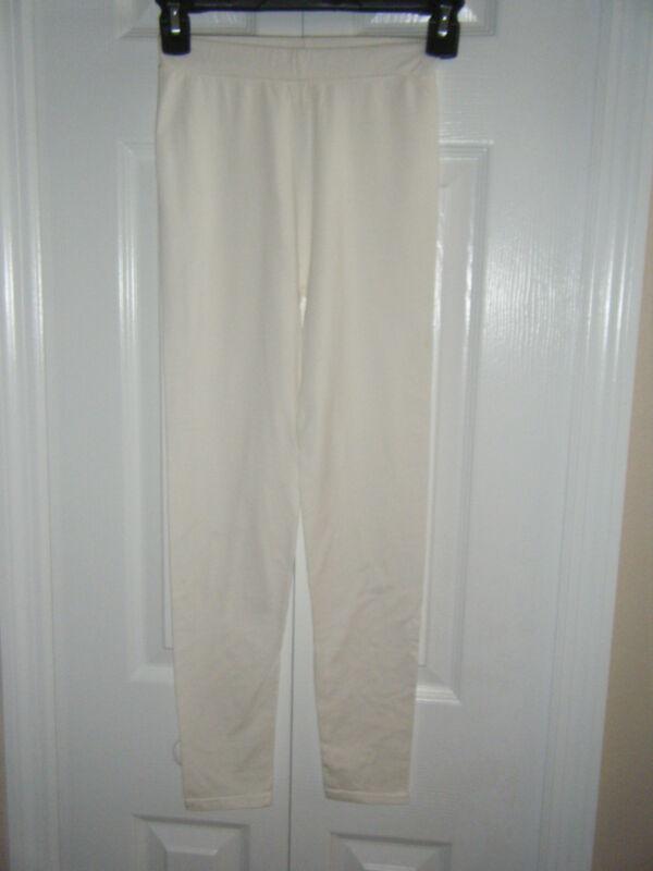 XY SMALL  WHITE LEGGINGS