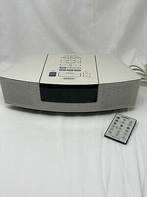 Bose Wave AM/FM Radio CD Player AWRC1P Alarm Clock Perfect Workng Condition