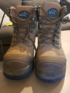 Work boots Olivers AT'S