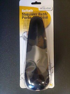 Softalk Shoulder Rest Port-Combine