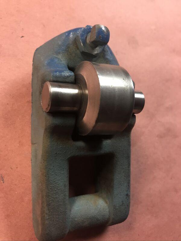 Pexto Roper Whitney Bar Folder  Bender Model # 63 Adjustable Shoe & Lifting Roll