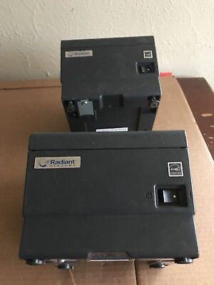 Epson Tm-t88v Thermal Receipt Printer Usb Or Serial Interface
