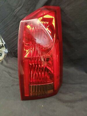 2003-2007 Cadillac CTS Right Passenger Side Tail Light Rear Brake Lamp- Tested