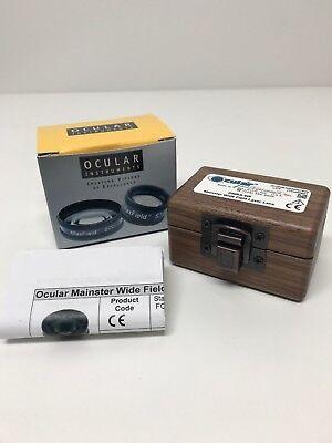 Ocular Mainster Wide Field Laser Lense Omra-wf New