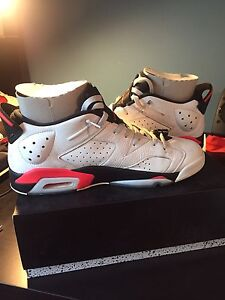 Air Jordan 6 Retro low Infrared SIZE 14
