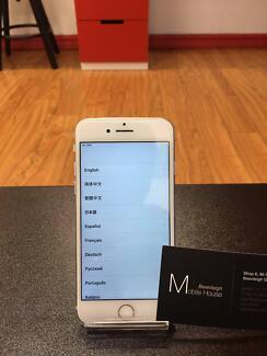 Manufacturer Refurbished iPhone 7 Silver 256G