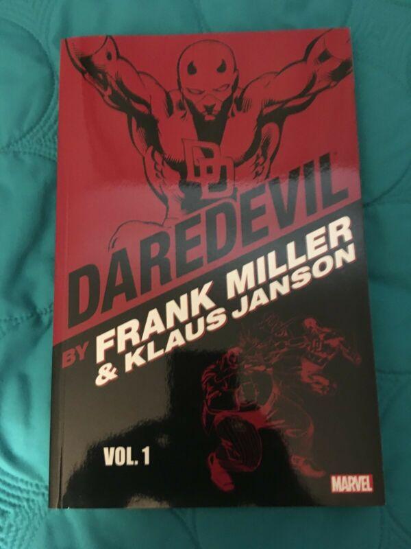Marvel-Daredevil by Frank Miller/Klaus Janson