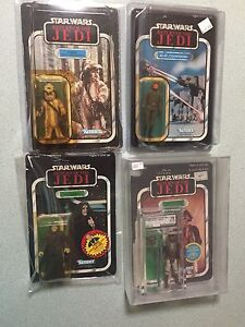 Vintage Return of the Jedi Kenner collectables